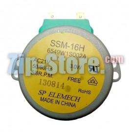 6549W1S002A Мотор привода тарелки LG 21V Original
