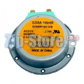 6549W1S011B Двигатель SSM-16HR вращения тарелки LG, 21V Original