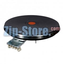 COK015UN (18.18474.040) Конфорка электрическая EGO Indesit 2000W, 180mm Original