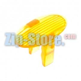 105133 Линза желтая индикаторной лампы Gorenje Original