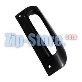 DRF110WSPDG Ручка двери нижняя серая Swizer