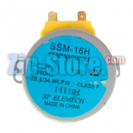 6549W1S002M Двигатель вращения поддона SSM-16H LG Original