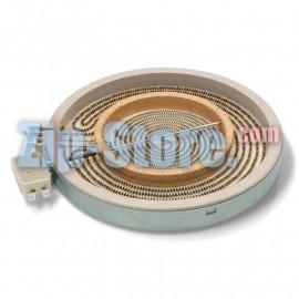 C00339918 Конфорка электрическая 2-ух зонная Indesit Original