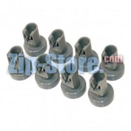 50286967000 Комплект маленьких роликов корзины Zanussi Original