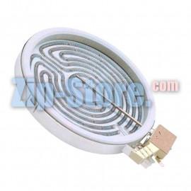 C00139052 Конфорка стеклокерамическая EGO 1200W, 165mm Indesit Original