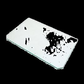 C00280888 Поддон стеклянный Indesit
