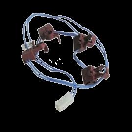 480121103661 Шлейф микровыключателей Whirlpool