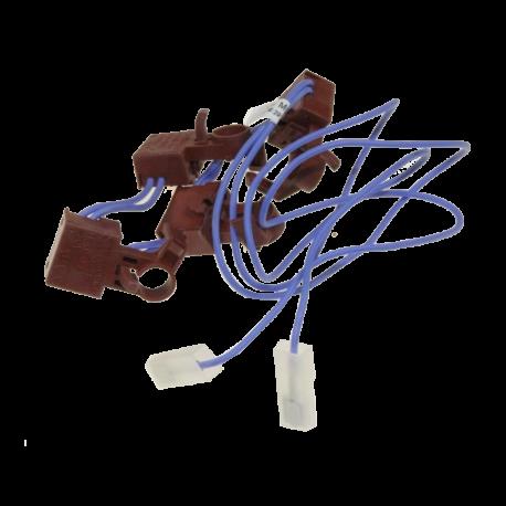480121104524 Шлейф микропереключателей  Whirlpool