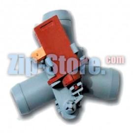 VAL000AM Клапан переключения подачи воды аква-спрей Hansa 8010467 не оригинал